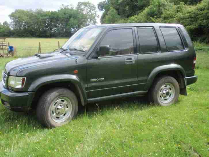Free Isuzu Trooper Repair Manual