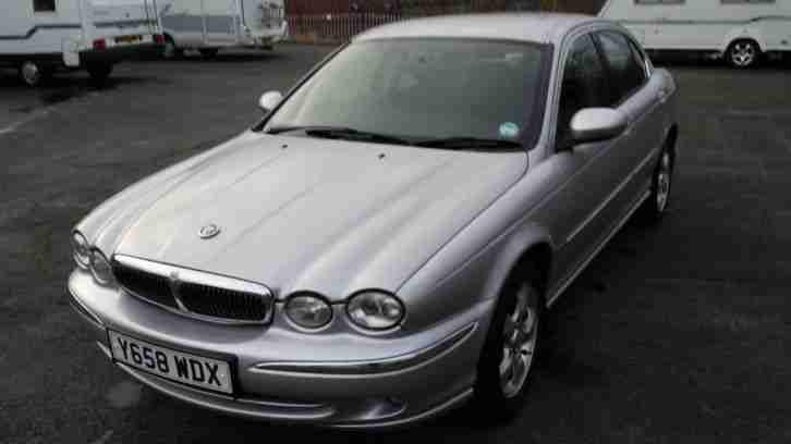 jaguar 2001 x type v6 silver all wheel drive car for sale. Black Bedroom Furniture Sets. Home Design Ideas