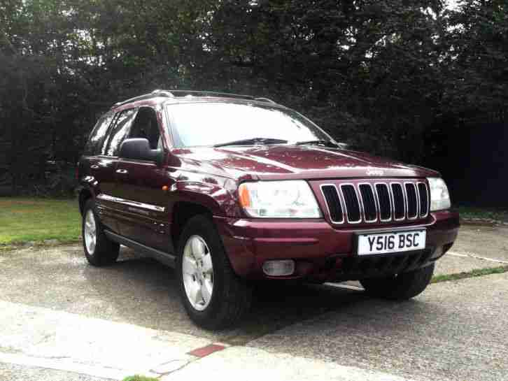 jeep 2001 grand cherokee 4 7 v8 automatic limited dual fuel lpg px. Black Bedroom Furniture Sets. Home Design Ideas