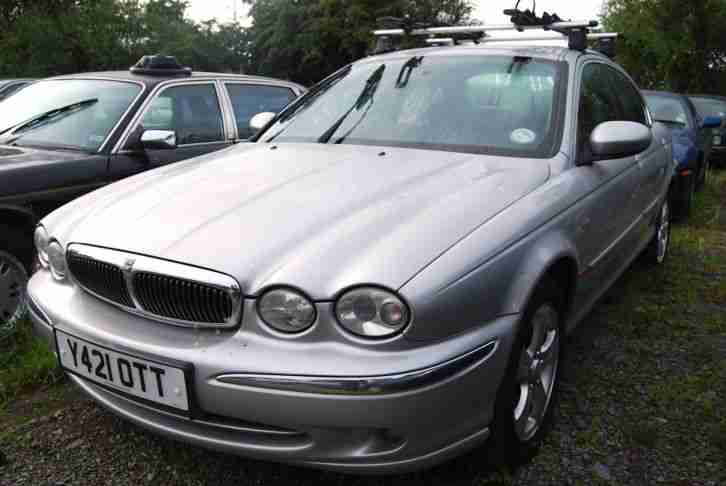 2001 Jaguar X-Type 3.0 V6 SE (AWD) Spares or Repairs kit car, race car