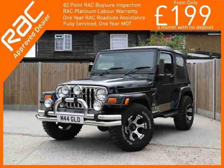 Jeep Wrangler. Jeep Car From United Kingdom