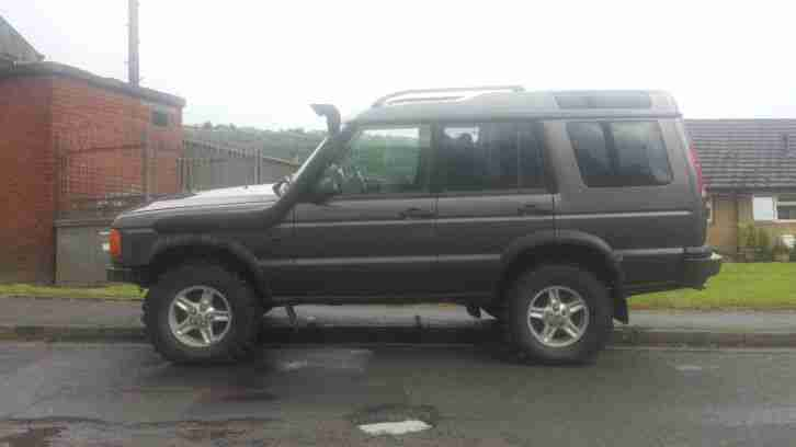 2001 LAND ROVER DISCOVERY TD5 OFF ROADER. car for sale