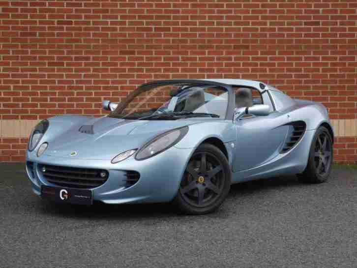 2001 Elise 1.8 2dr Manual Convertible