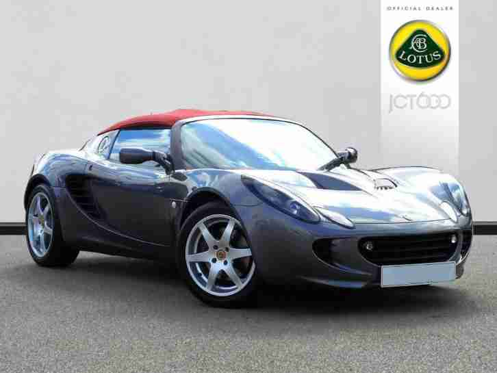 lotus 2001 elise 16v manual convertible car for sale. Black Bedroom Furniture Sets. Home Design Ideas