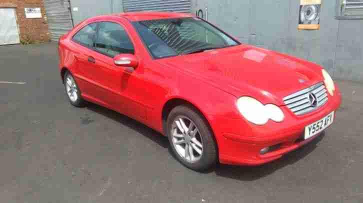 2001 mercedes c180 red car for sale. Black Bedroom Furniture Sets. Home Design Ideas