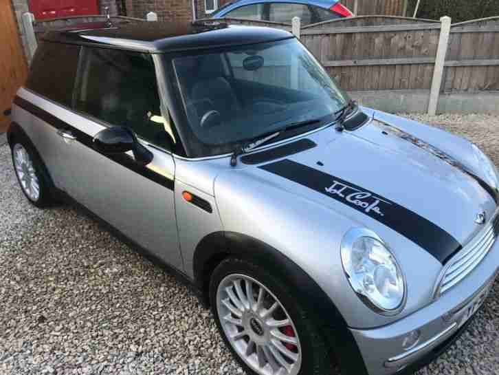 2001 MINI COOPER 97K MILES, MOT, UPGRADES MAKE GREAT TRACK DAY CAR OR FAST ROAD
