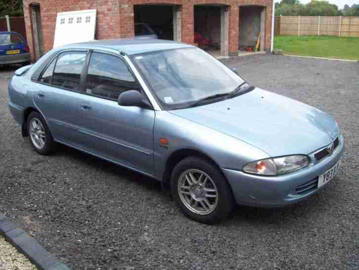2001 PROTON WIRA LUX BLUE low mileage