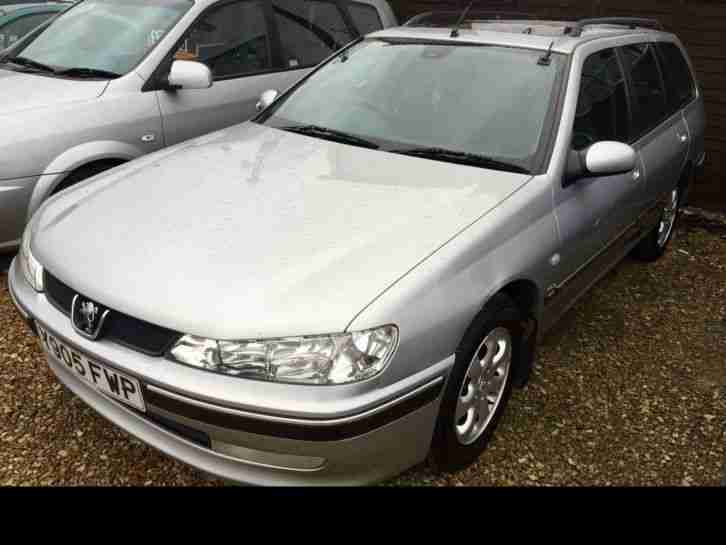 "2001 Peugeot 406 2.0HDi 110 ( a/c ) GLX Family 7 seats ""Free Delivery"""