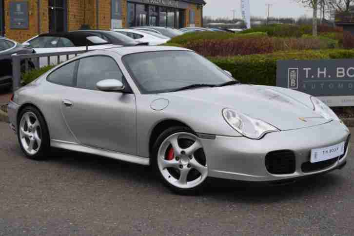 2001 911 TURBO TIPTRONIC S Petrol