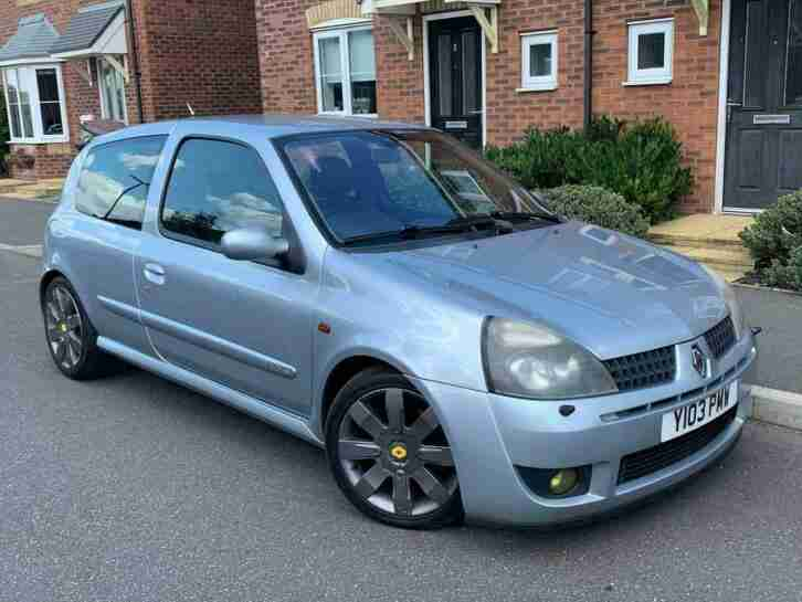 2001 CLIO 172 2.0 16V TRACK CAR GREAT
