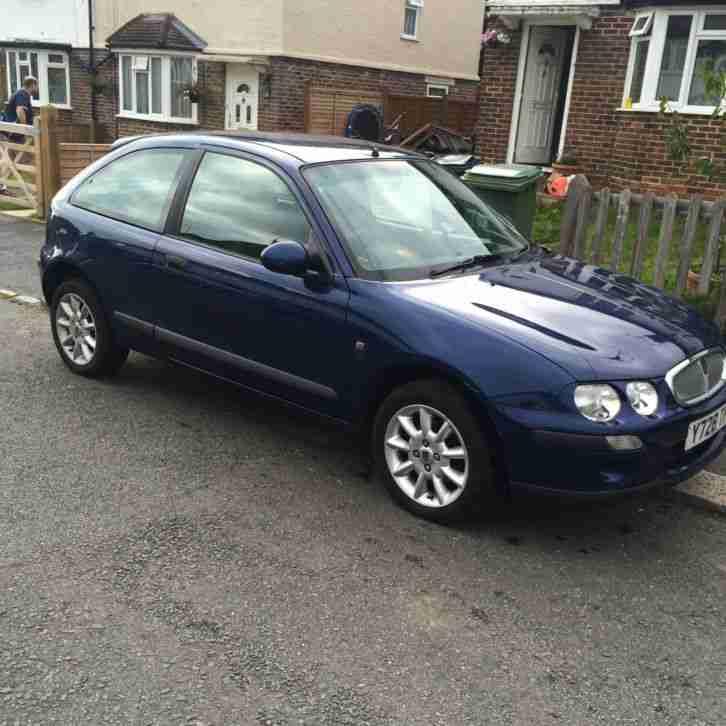 1998 Land Rover Rangerover 2 5 Dse Blue Car For Sale: Rover 2001 25 IMPRESSION BLUE £995 ONO. Car For Sale