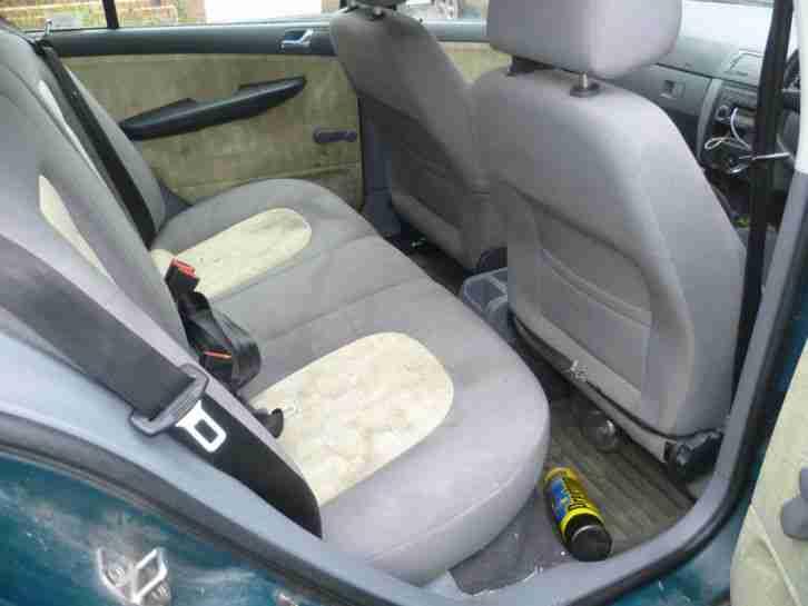 skoda 2001 fabia comfort 1 9 sdi green car for sale. Black Bedroom Furniture Sets. Home Design Ideas