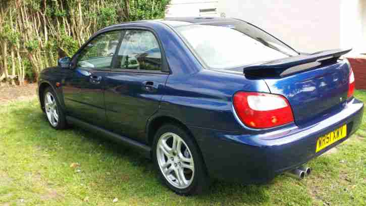 subaru 2001 impreza wrx blue bugeye car for sale. Black Bedroom Furniture Sets. Home Design Ideas