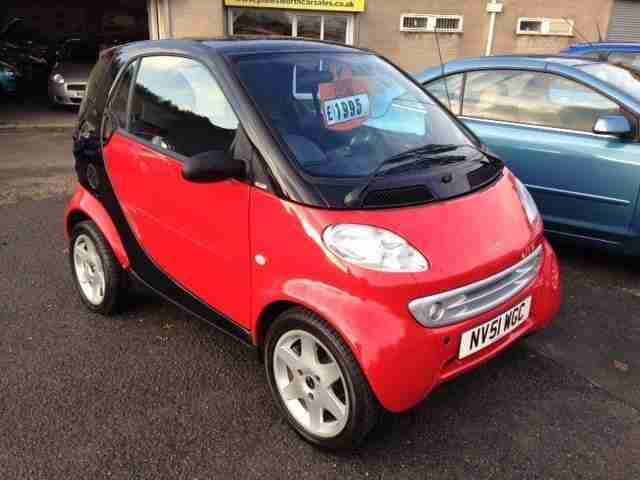 2001 Smart City 0.6 Pulse 3dr