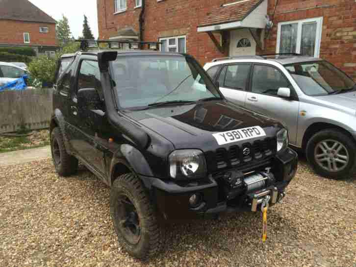 suzuki 2001 jimny 4x4 car for sale. Black Bedroom Furniture Sets. Home Design Ideas