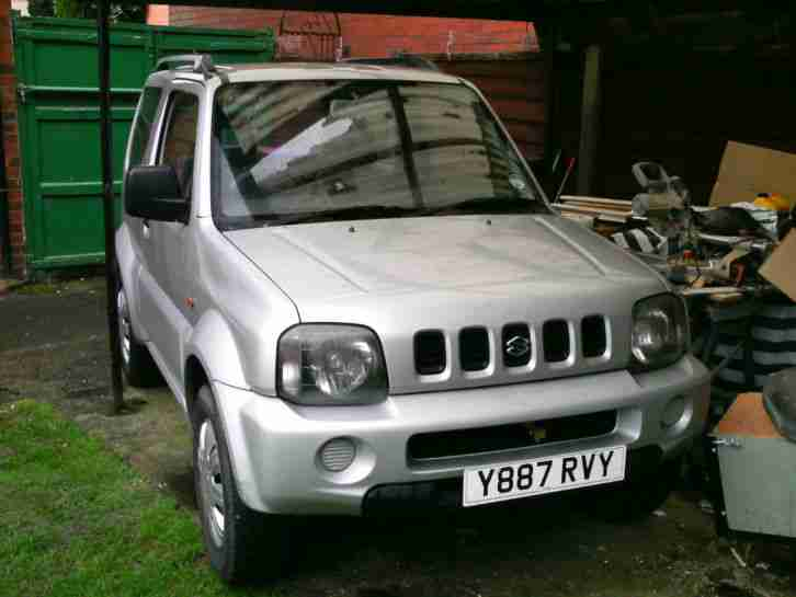 2001 Jimny, reliable 4WD for winter,