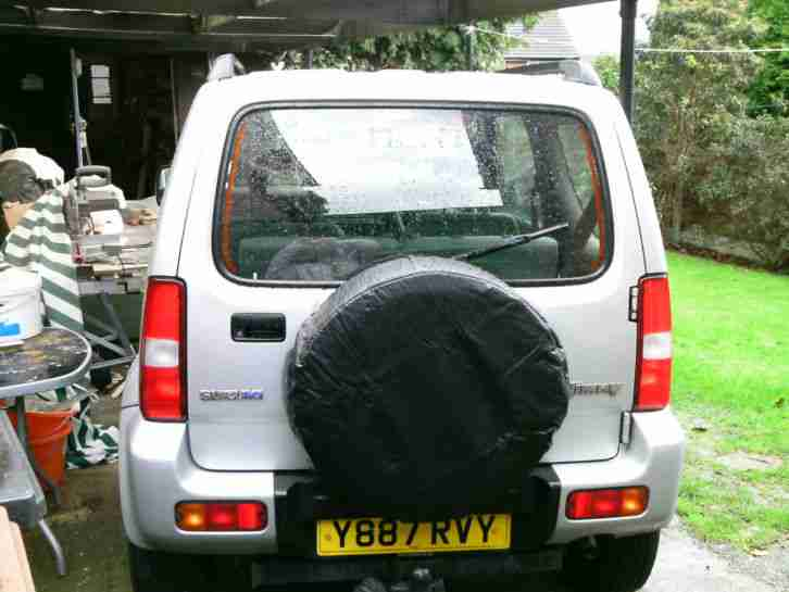2001 Suzuki Jimny, reliable 4WD for winter, 93,000 miles