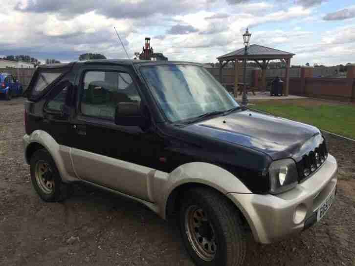 2001 Jimny soft top 1.3 4x4 78k spares