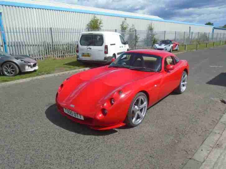 2001 TVR TUSCAN 4LTR , TVR POWER ENGINE REBUILD