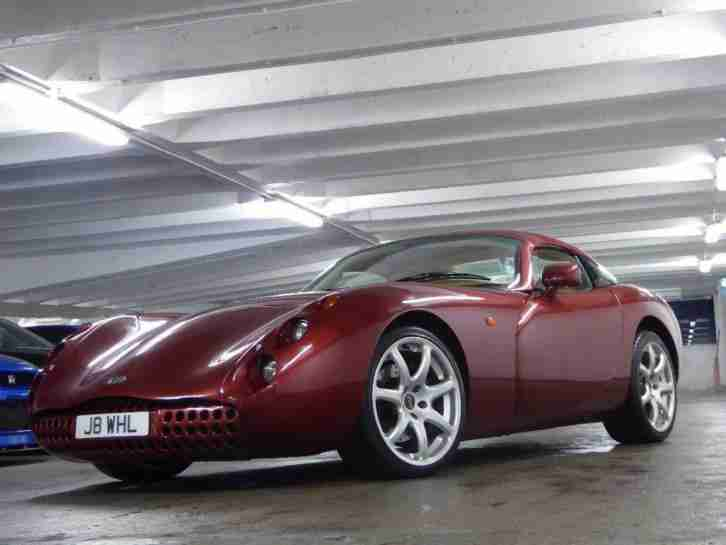 2001 TVR Tuscan 4.0 2dr