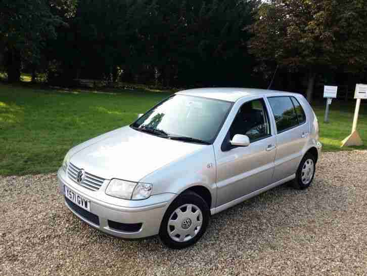 volkswagen 2001 polo match 1 4 5 speed auto silver 5 door 2 lady. Black Bedroom Furniture Sets. Home Design Ideas