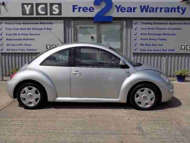 Y Reg Beetle For Sale Volkswagen 2001 Beetle...