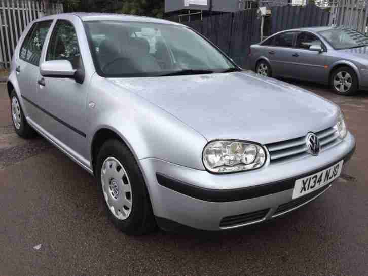 2001 Golf 1.6 SE, 1 OWNER FROM