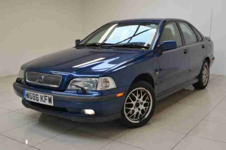 Volvo S40 1 9D XS PX TO CLEAR MOT TILL AUG 2015
