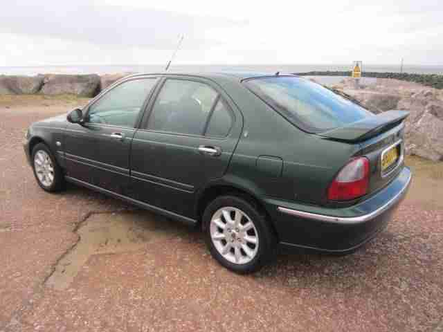 2001 (X) ROVER 45 1.6i Advantage S
