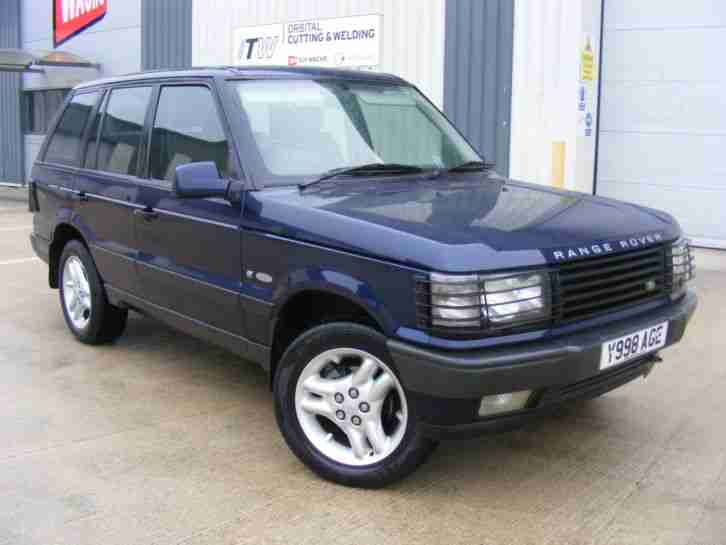 Range Rover Used For Sale >> Land & Range Rover P38 - great used cars portal for sale.