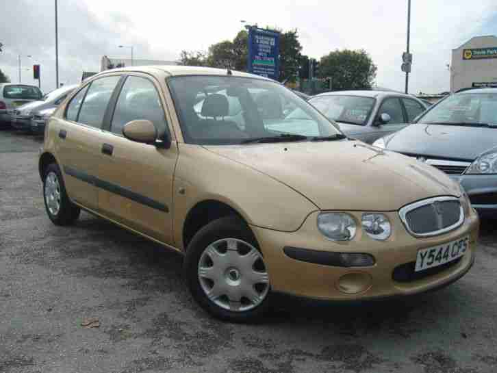 2001 Y ROVER 25 1.4 iL 5DR~ONE OWNER FROM NEW! ~LOW MILEAGE~SUPERB EXAMPLE!!