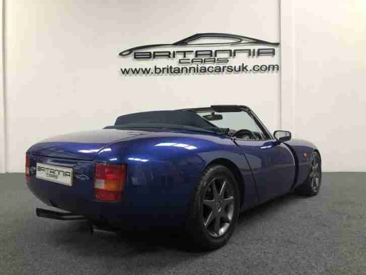 2001 (Y) TVR GRIFFITH 5.0 5.0 2DR
