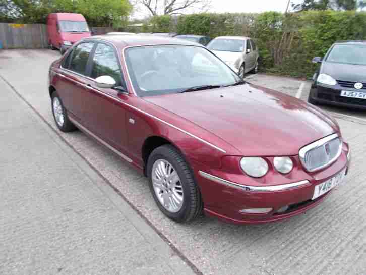 Rover 75connoisseur. Rover car from United Kingdom