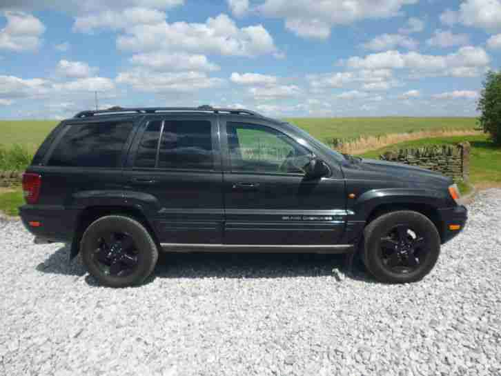 jeep 2001 grand cherokee 4 7 v8 auto ltd excellent service history. Black Bedroom Furniture Sets. Home Design Ideas
