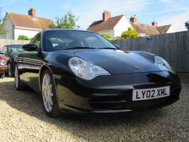 2002 02 911 996 CARRERA 4 MANUAL 6
