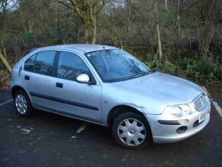 2002 [02] ROVER 25 1.4 L 5 DOOR HATCHBACK