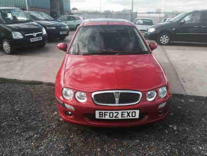 2002 (02) Rover 25 1.4 16v FULL MOT HPI CLEAR EXCELLENT RUNNER