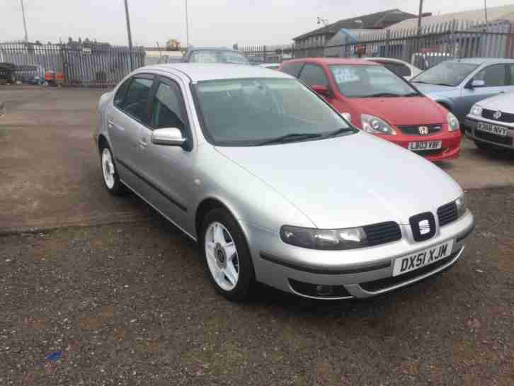 2002 51 Toledo 2.3 V5 LONG MOT HPI CLEAR