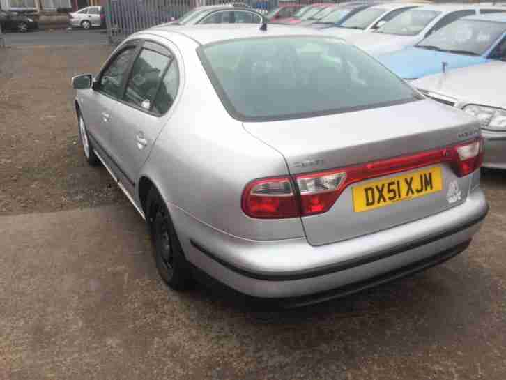 2002/51 Seat Toledo 2.3 V5 LONG MOT HPI CLEAR EXCELLENT RUNNER