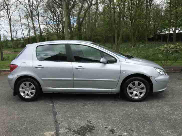 Peugeot 2002 52 307 1 6 16v Rapier Car For Sale
