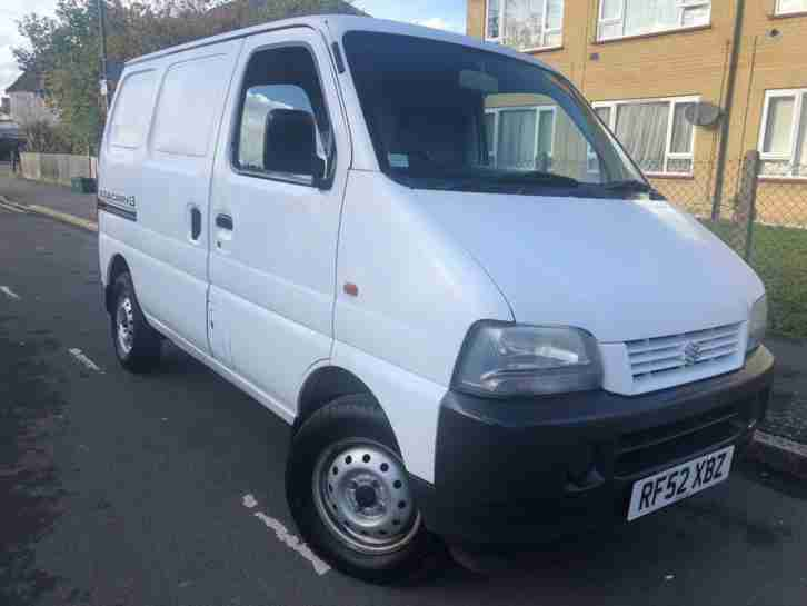 2002 52 Carry 1.3 Full Service History