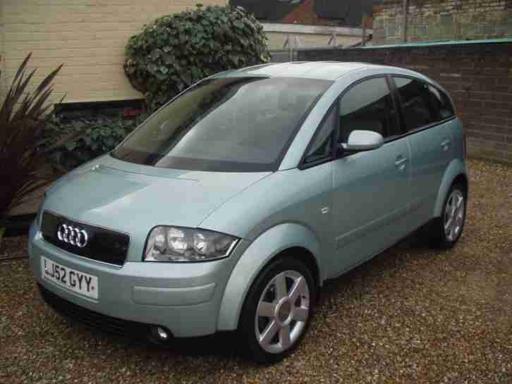 Audi A TDi SE DIESEL HATCHBACK LONG MOT RECENT CAMBELT - Audi a2