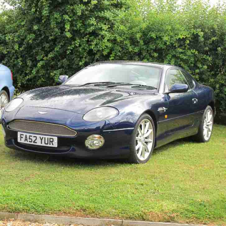 Aston Martin 2002 DB7 5.9 Vantage 2dr. Car For Sale