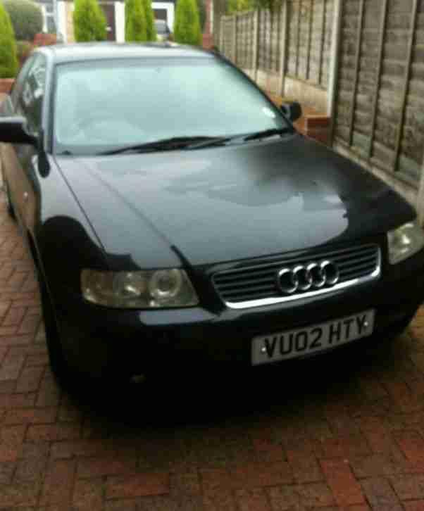 2002 Audi A3 1.8t Sport 1 Owner Bargain. Car For Sale