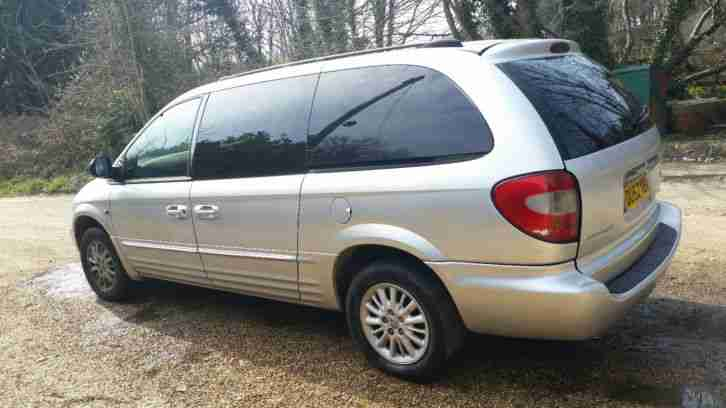 2002 GRAND VOYAGER 2.5 CRD LIMITED 7