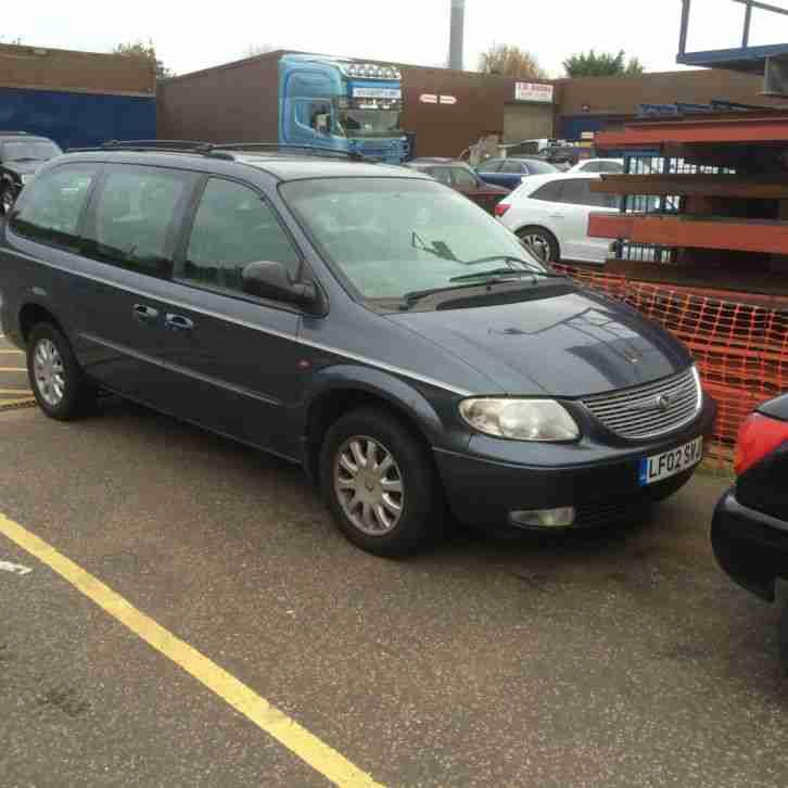 chrysler 2002 grand voyager crd lx blue car for sale rh bay2car com 2007 Chrysler Grand Voyager 1995 Chrysler Grand Voyager