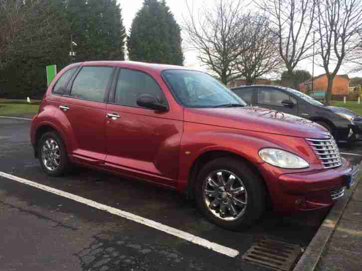 chrysler 2002 pt cruiser 2 2 crd merc enginge turbo leather interior. Black Bedroom Furniture Sets. Home Design Ideas