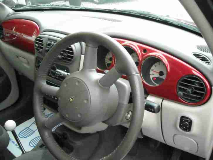 2002 CHRYSLER PT CRUISER TOURING RED