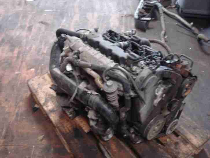 2002 CITREON PICASSO ENGINE AND GEARBOX