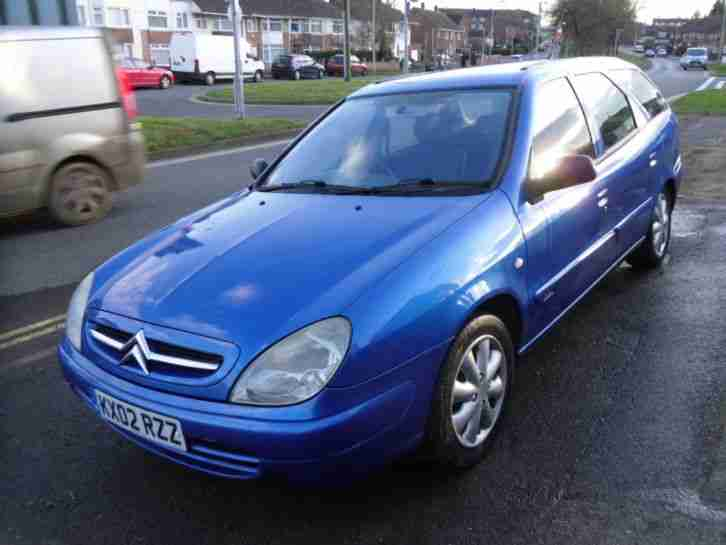 citroen 2002 xsara lx hdi auto blue car for sale. Black Bedroom Furniture Sets. Home Design Ideas